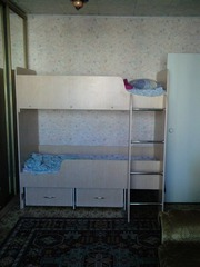 Двухярусная кроватка