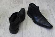 Продам Зимние мужские ботинки б/у идеальное состояние р.39