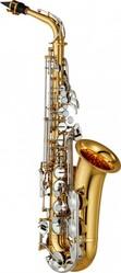 Саксофоны,  духовые инструменты.