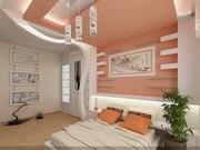 Натяжной потолок с гарантией