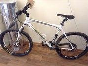 Продам велосипед cannondale trail six