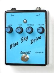 Продам overdrive GROSHEFF Blue Sky Drive ручной работы