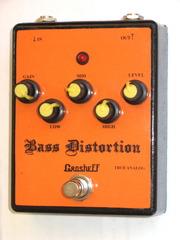 Продам басовый distortion Grosheff Bass Distortion ручной работы.