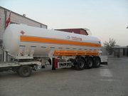 Полуприцепы газовозы LPG,  новые,  Турция