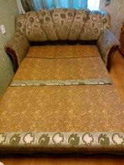 Продам раскладной диван и кресло-кровать 25 000руб.