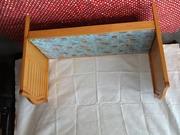 Продам детскую  кроватку   ортопедический матрас с кокосовой стружкой