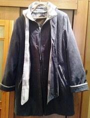 Продам теплую женскую куртку