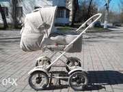 Продам б/у детскую коляску