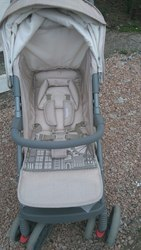 Прогулочная коляска Geoby C819R