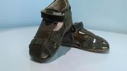 Летние туфли для мальчика(новые 22 р-р)