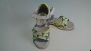 Туфли летние для девочки (новые 27 и 30 р-р)
