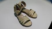 Летние туфли для девочки(новые 34 и 37 р-р)