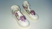 Туфли для девочки(новые 23, 24 р-р)