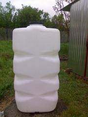 Пластиковая емкость для питьевой воды Depo Modul