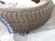 Продаю б/у шины (зимняя и летняя резина)