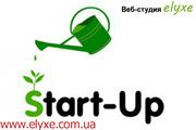 Создаем сайты для стартапа