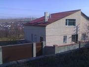 Новый дом в Симферополе(эко-зона в городе)-или меняю