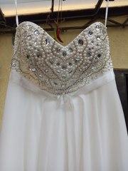 Продам свадебное платье тип греческое