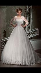 Продам свадебное платье б/у Симферополь