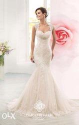 Продам шикарное свадебное платье от дизайнера Noviblu