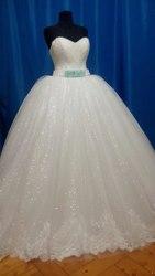Свадебное платьецеце