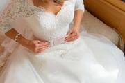 Продам красивое свадебное платье!!!