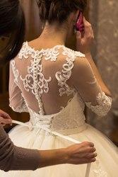 Идеальное свадебное платье.