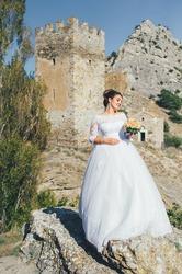 Продам свадебное платье в отличном состоянии!!!