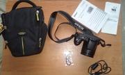 Фотоаппарат Nikon Coolpix L340 + сумка+ 32 гб