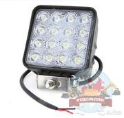 Светодиодная фара (LED) рабочего света 27 для погрузчика