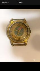 Продам часы Спутник СССР оригинал