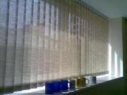 Тканевые вертикальные шторы жалюзи для офиса и дома   Симферополь