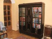 Книжный шкаф 19 век.
