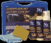 Набор для ухода за кожаными изделиями PRO TEC Leather Care Set