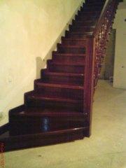 Изготовление деревянных лестниц!