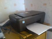 Продам б/у принтер HP Deskjet F2483