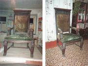 Продам кресло-трон