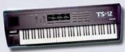 Синтезатор Ensoniq TS12